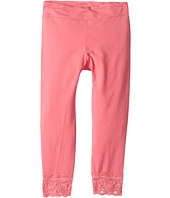 Splendid Littles - Seasonal Basics Leggings with Lace Bottom (Toddler)