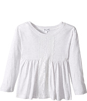 Splendid Littles - Long Sleeve Top with Lace Insert (Toddler)