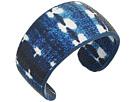 The Sak Print Covered Cuff Bracelet