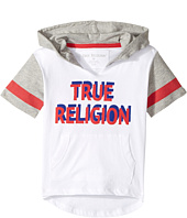 True Religion Kids - Hooded Tee Shirt (Toddler/Little Kids)