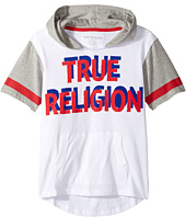 True Religion Kids - Hooded Tee Shirt (Big Kids)