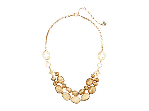 The Sak Double Layer Beaded Necklace 16