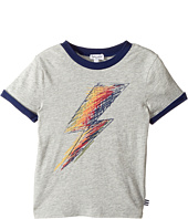 Splendid Littles - Lightning Bolt Screen Tee (Little Kids/Big Kids)