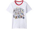 True Religion Kids - City Tee Shirt (Big Kids)