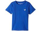 True Religion Kids - Shoestring Horseshoe Tee Shirt (Toddler/Little Kids)