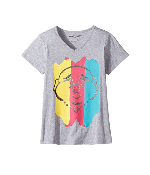 True Religion Kids Buddha Tee Shirt (Big Kids)