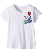 True Religion Kids - Patched Tee Shirt (Toddler/Little Kids)