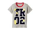 Blocked Tee Shirt (Toddler/Little Kids)