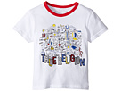 True Religion Kids - City Tee Shirt (Toddler/Little Kids)