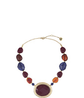 The Sak - Bead Stone Collar Necklace 16