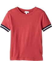 Splendid Littles - Short Sleeve Tee with Stripe Trim (Toddler)