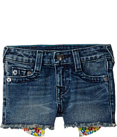 True Religion Kids - Bobby Printed Pocket Shorts (Toddler/Little Kids)