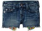 True Religion Kids - Bobby Printed Pocket Shorts (Toddler/Little Kids)