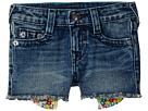 True Religion Kids - Bobby Printed Pocket Shorts (Big Kids)