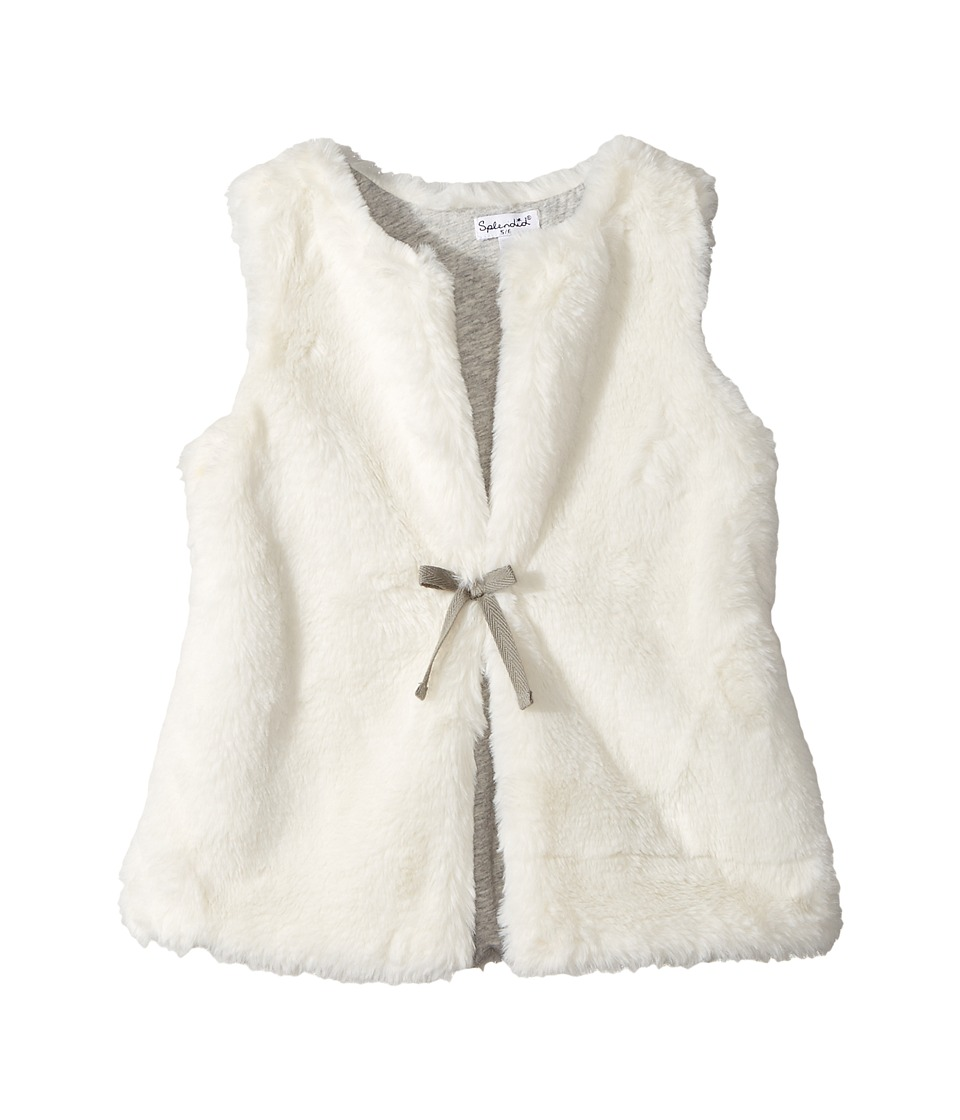 Splendid Littles - Faux Fur Vest
