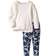 Splendid Littles - All Over Printed Leggings with Cream Top (Infant)