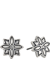 The Sak - Layered Flower Stud Earrings