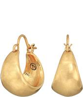 The Sak - Wide Scooped Hoop Earrings
