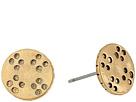 The Sak - Etched Metal Stud Earrings
