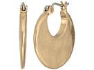 The Sak - Crescent Hoop Earrings