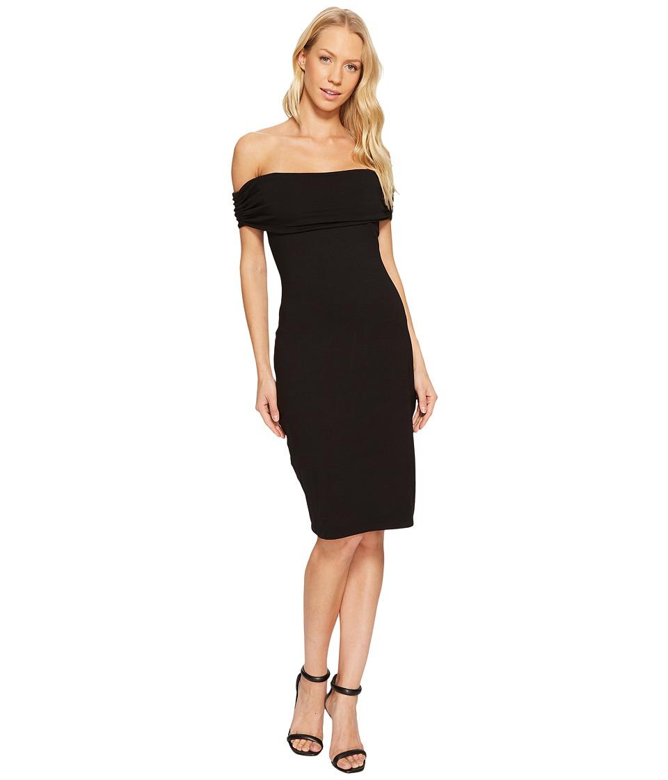 Susana Monaco Sophy Dress (Black) Women