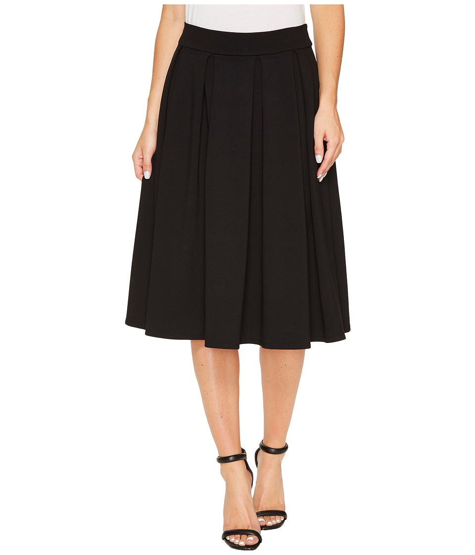 Susana Monaco - Georgia Skirt (Black) Womens Skirt