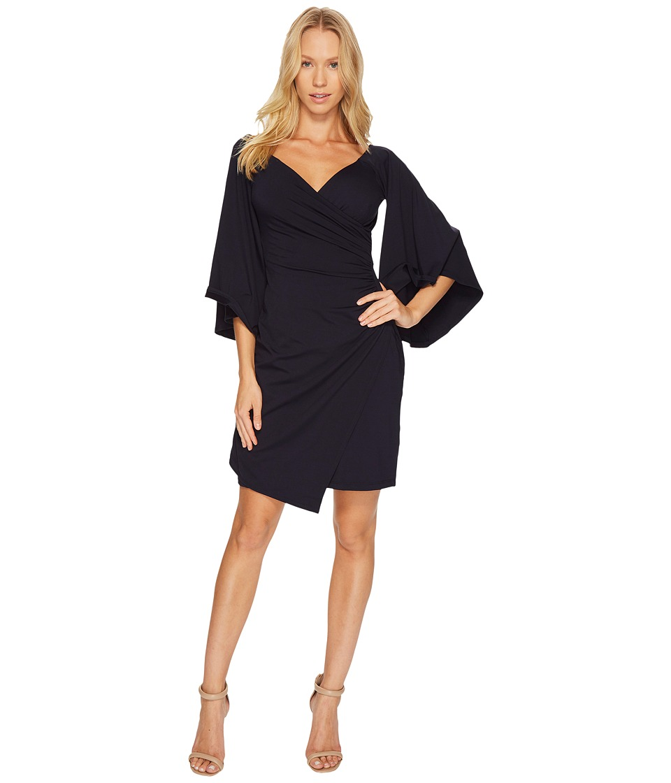Susana Monaco Bianca Dress (Midnight) Women