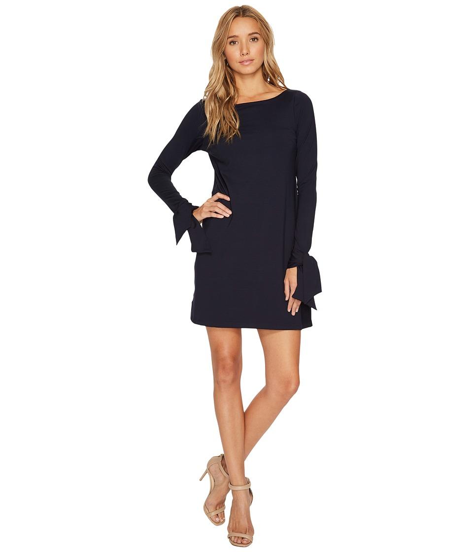 Susana Monaco Cody Dress (Midnight) Women