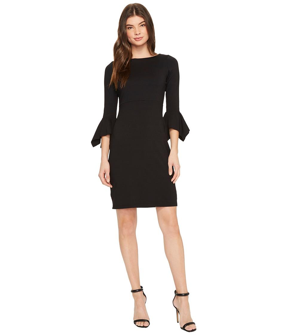 Susana Monaco Riley Dress (Black) Women