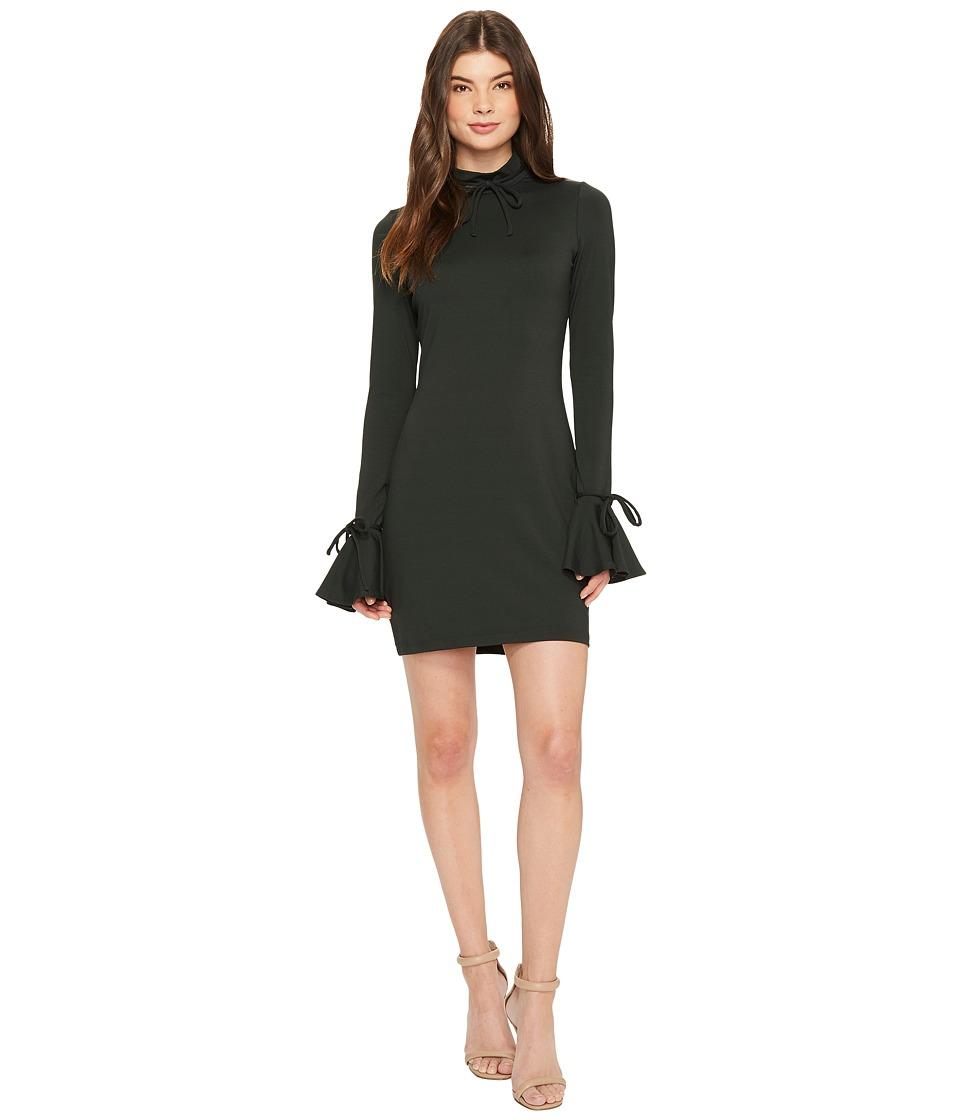 Susana Monaco Carolina Dress (Caviar) Women