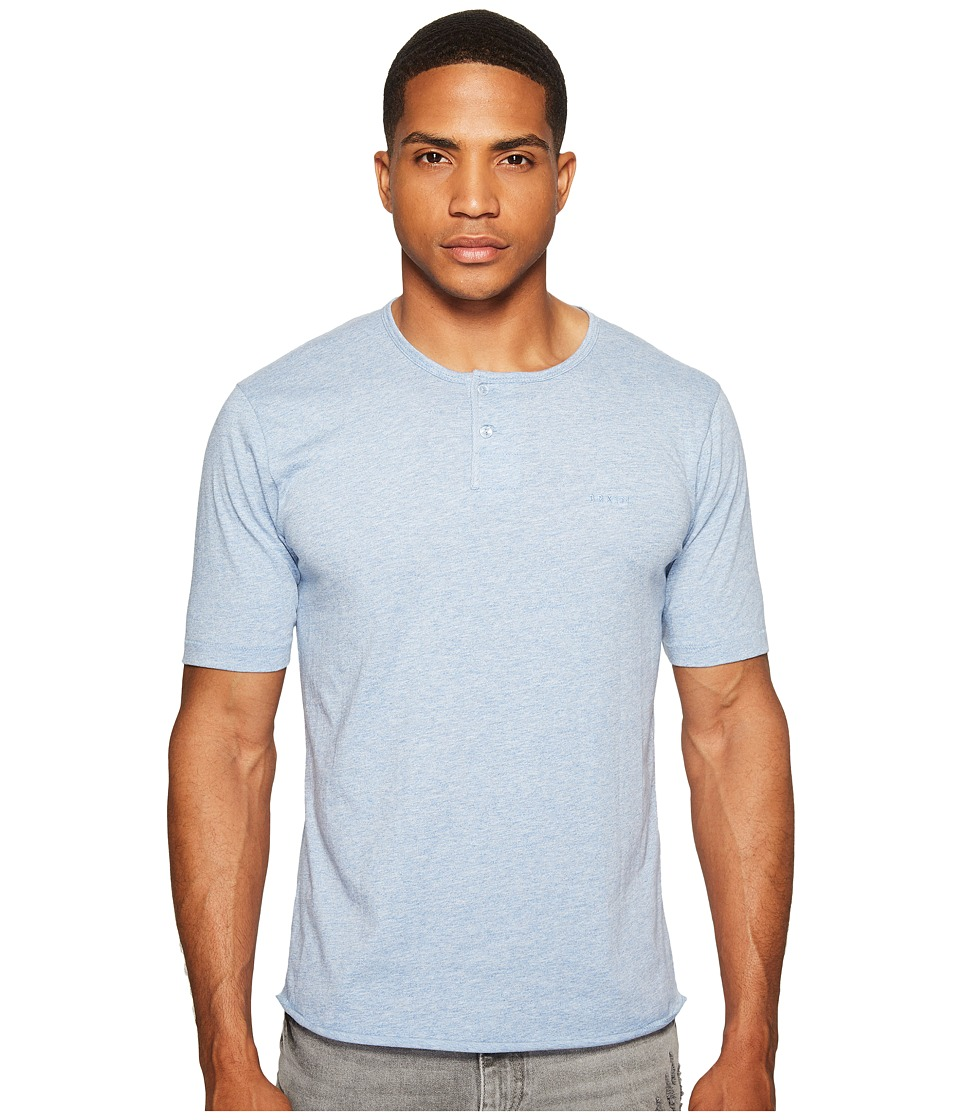 Brixton - Berkeley Short Sleeve Henley