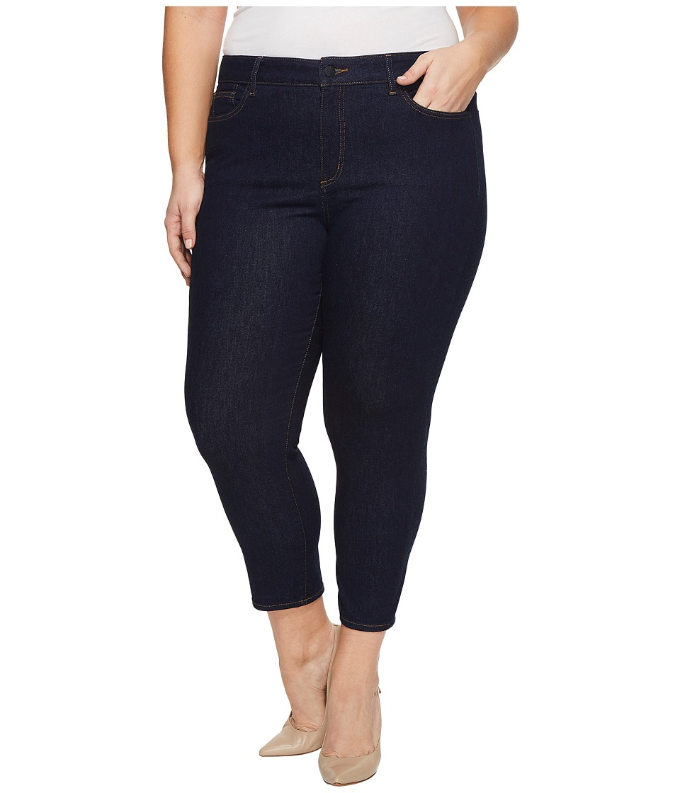 NYDJ Plus Size - Plus Size Alina Ankle Jeans in Rinse (Rinse) Womens Jeans