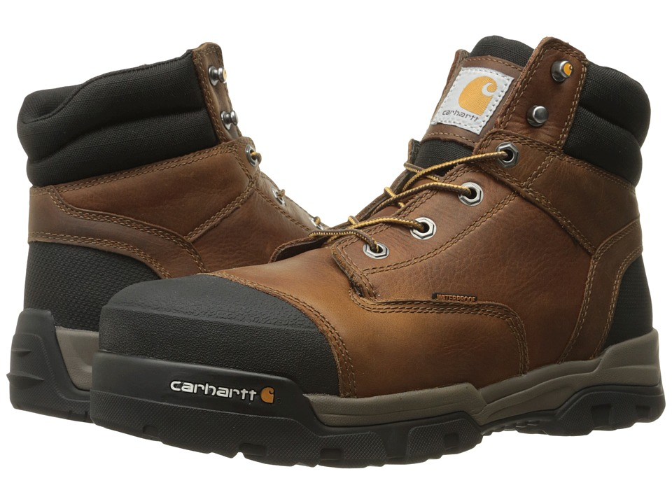 Carhartt - 6 Ground Force Waterproof Composite Toe Work Boot
