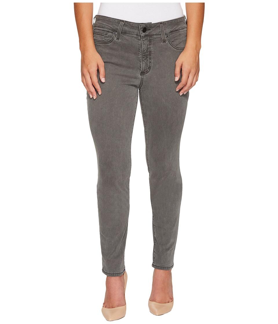 NYDJ Petite Petite Alina Legging Jeans in Vintage Pewter (Vintage Pewter) Women