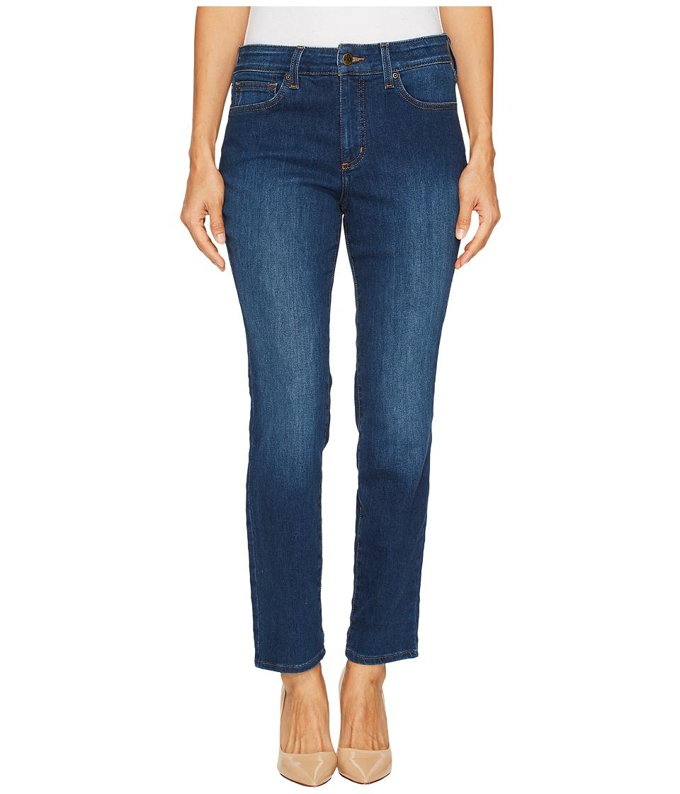NYDJ Petite - Petite Alina Legging Jeans in Cooper (Cooper) Womens Jeans