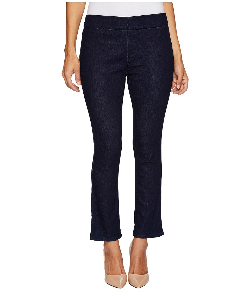 NYDJ Petite - Petite Alina Pull-On Ankle Jeans in Rinse