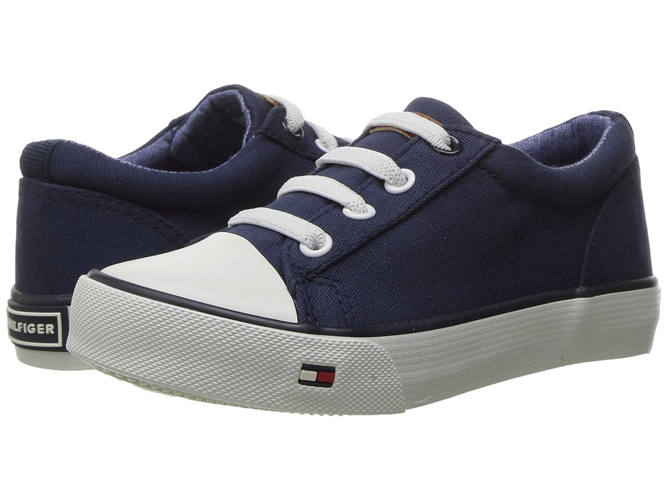 Tommy Hilfiger Kids Cormac Core (Toddler/Little Kid) (Peacoat) Kid's Shoes