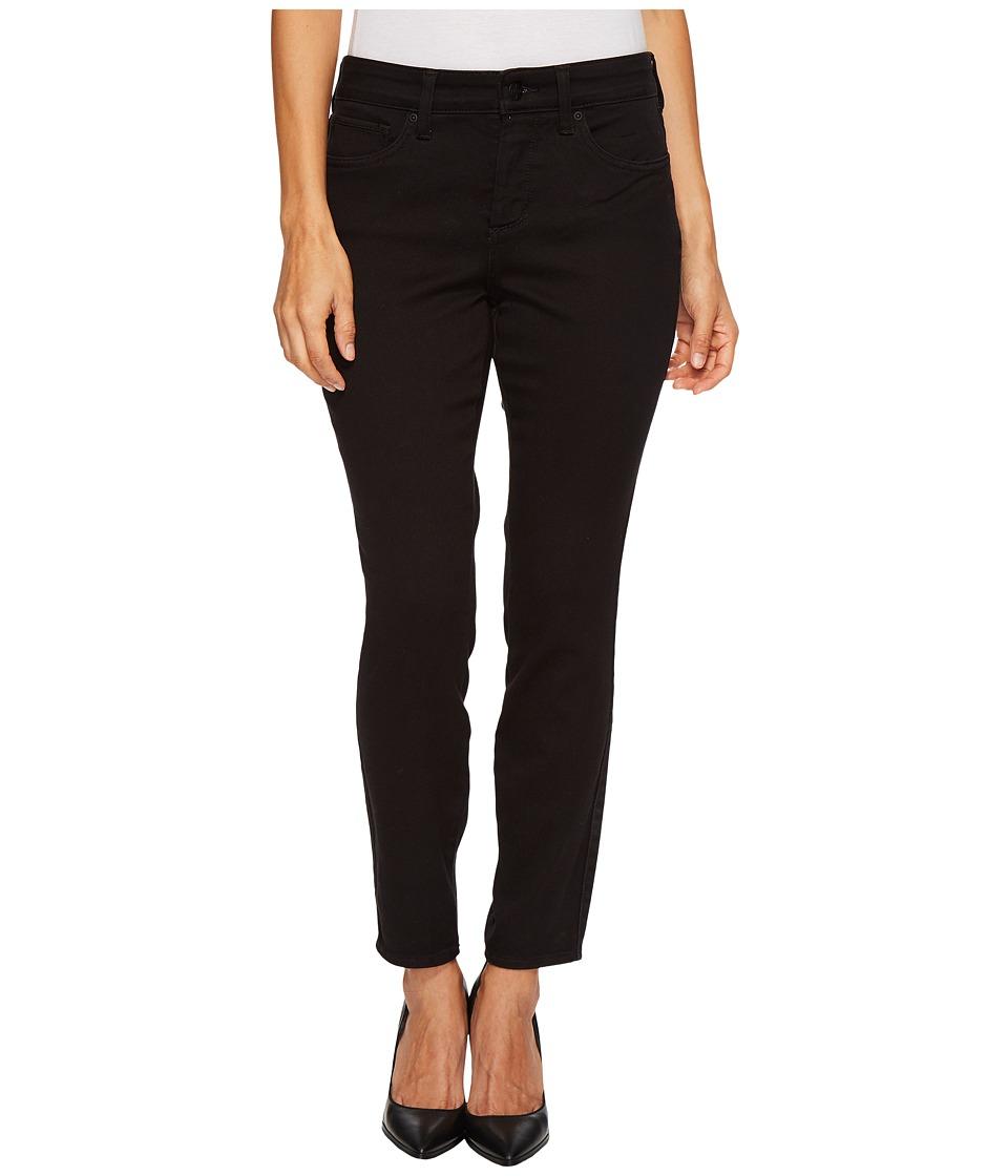 NYDJ Petite Petite Ami Skinny Legging Jeans in Super Sculpting Denim in Black (Black) Women