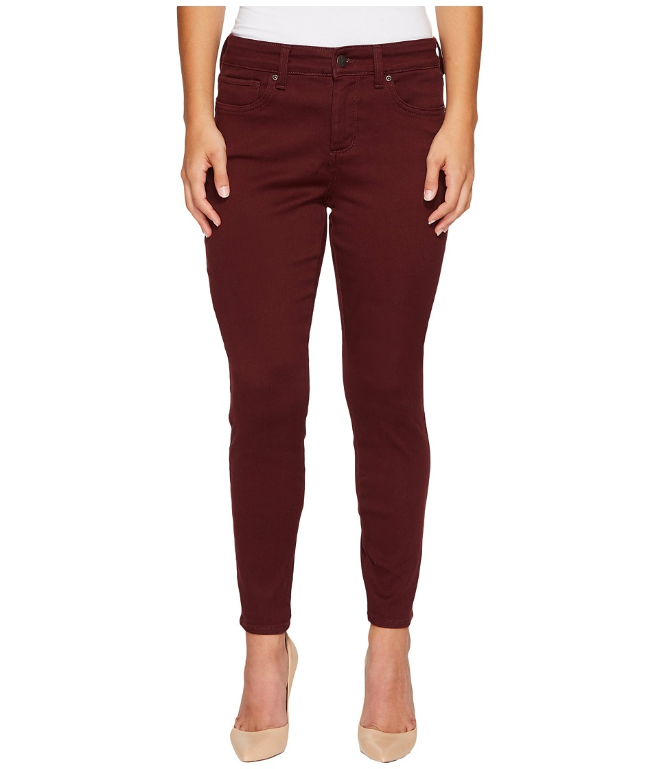 NYDJ Petite - Petite Ami Skinny Legging Jeans in Super Sculpting Denim in Deep Currant (Deep Currant) Womens Jeans