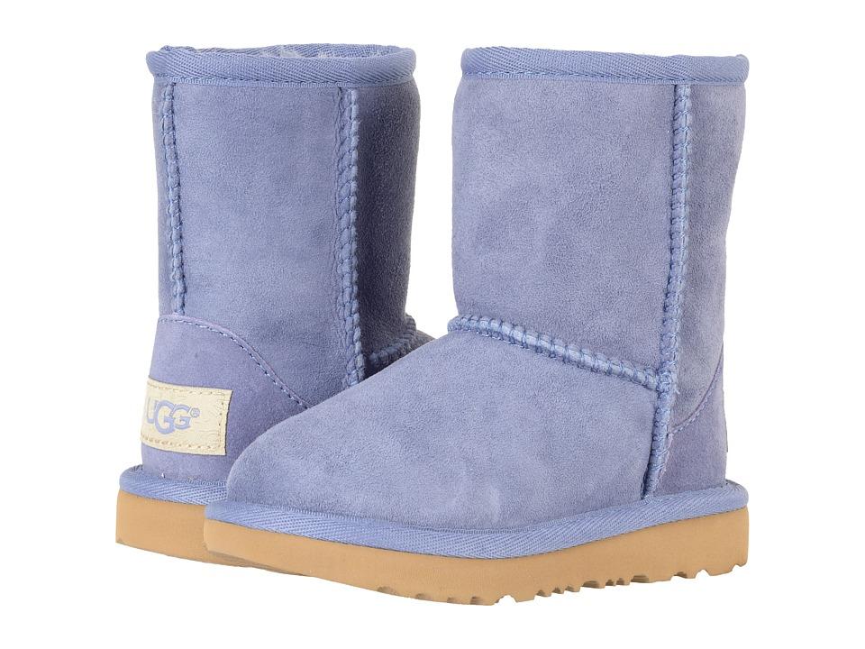 UGG Kids Classic II (Toddler/Little Kid) (Lavender Violet) Girls Shoes