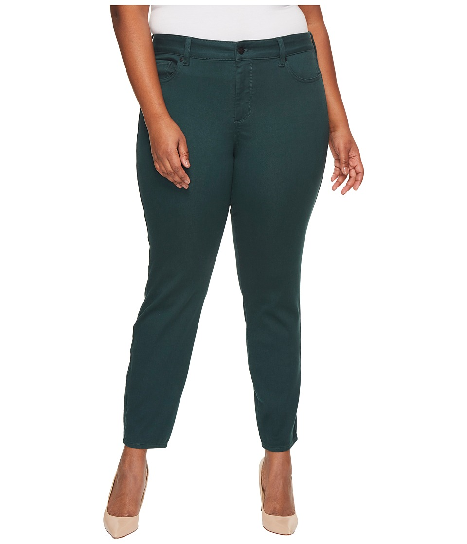 NYDJ Plus Size - Plus Size Ami Skinny Legging Jeans in Super Sculpting Denim in Veridian