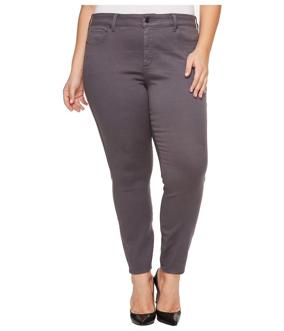 NYDJ Plus Size Plus Size Ami Skinny Legging Jeans in Super Sculpting Denim in Vintage Pewter (Vintage Pewter) Women