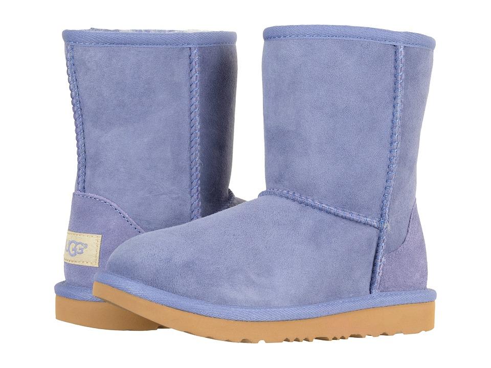 UGG Kids Classic II (Little Kid/Big Kid) (Lavender Violet) Girls Shoes