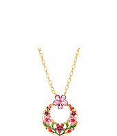Kate Spade New York - In Full Bloom Long Pendant Necklace