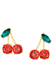 Kate Spade New York - Ma Cherie Cherry Stud Earrings
