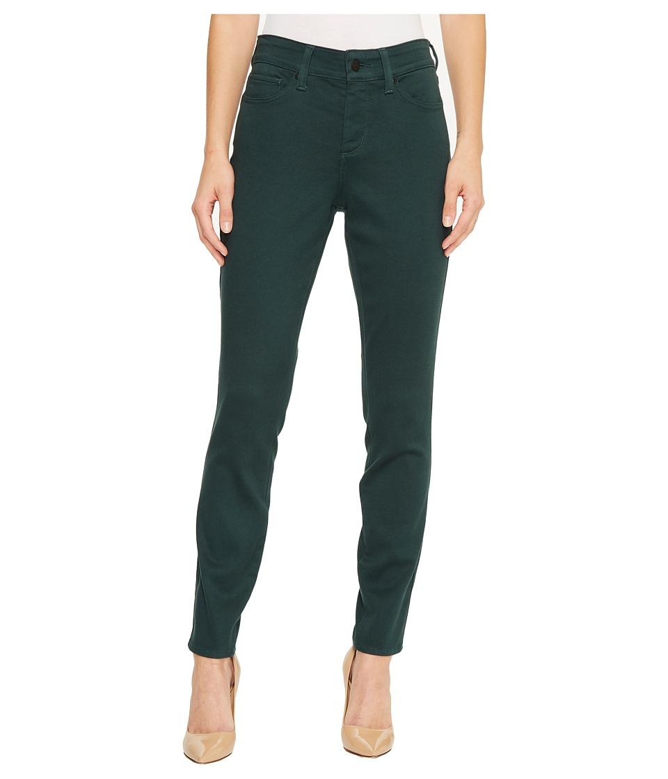 NYDJ - Ami Skinny Legging Jeans in Super Sculpting Denim in Veridian (Veridian) Womens Jeans