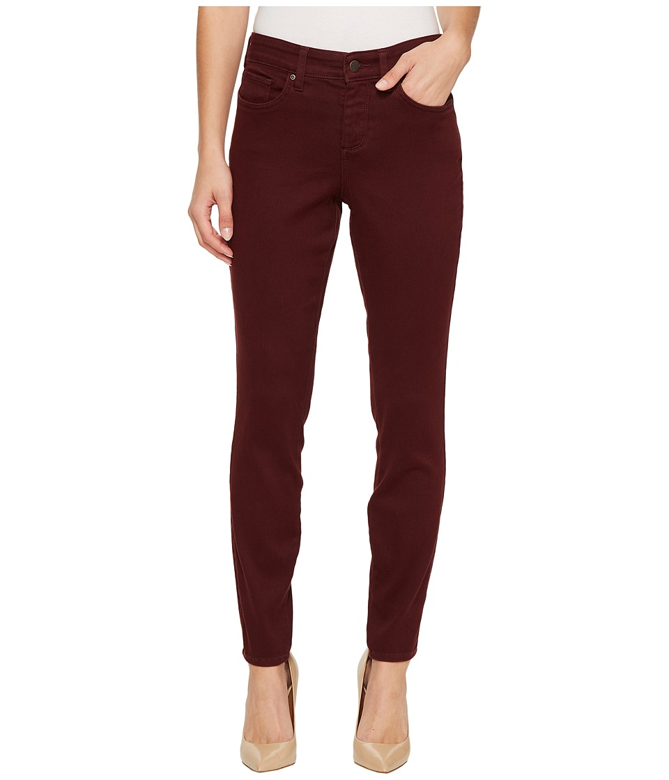 NYDJ - Ami Skinny Legging Jeans in Super Sculpting Denim in Deep Currant (Deep Currant) Womens Jeans