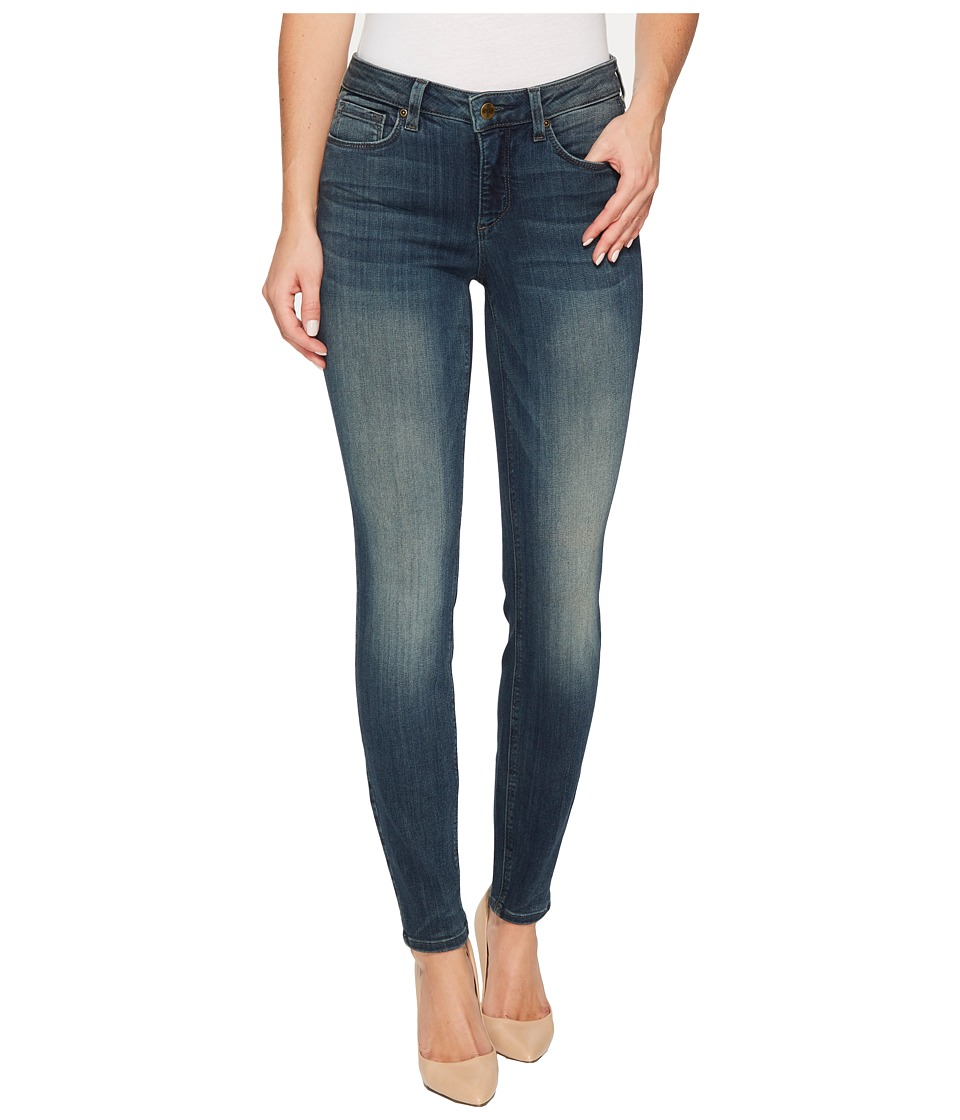 NYDJ - Dylan Skinny Ankle Jeans in Sure Stretch Denim in Axiom (Axiom) Womens Jeans
