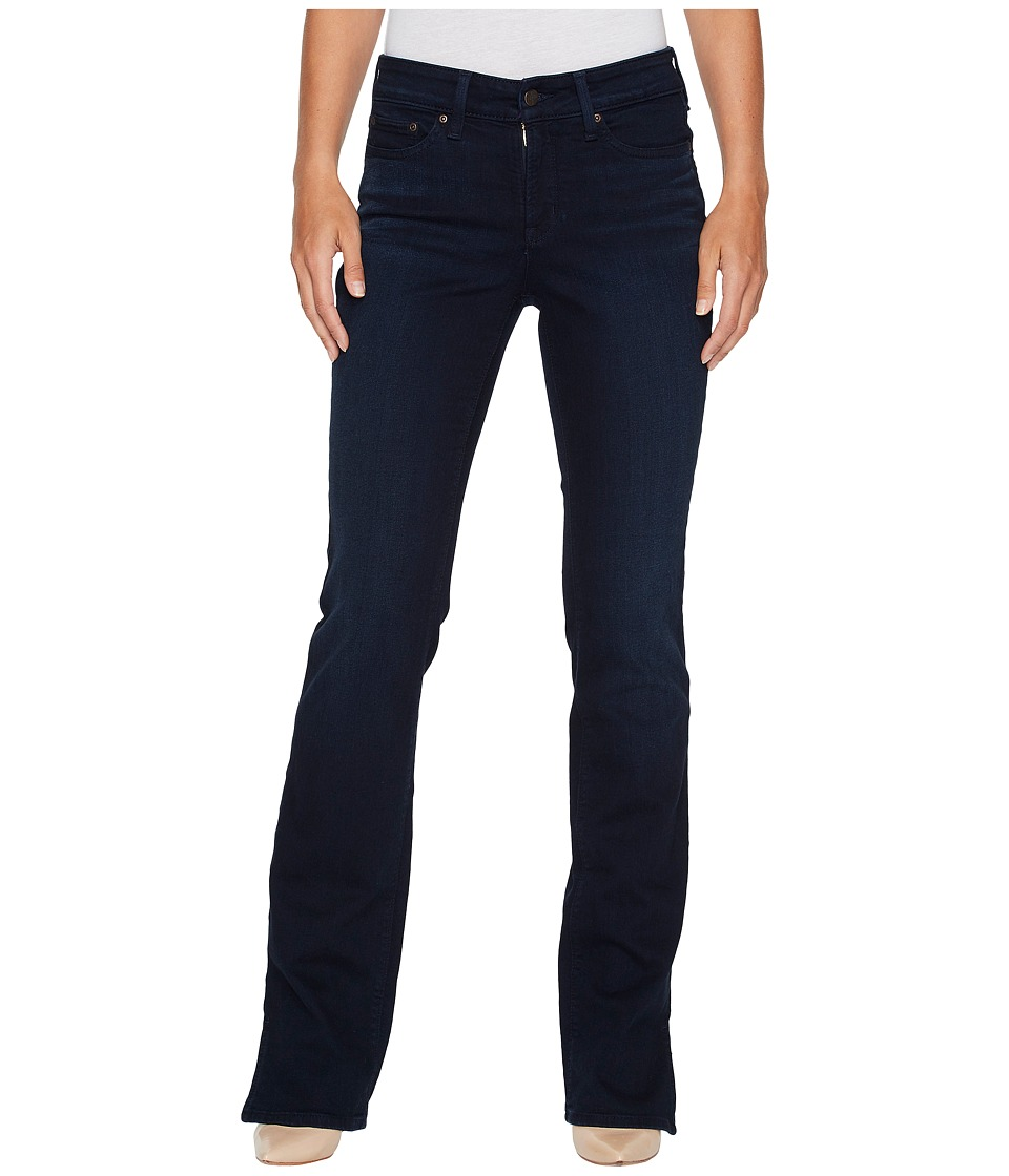 NYDJ - Billie Mini Boot Jeans w/ Side Slit in Sinclair (Sinclair) Womens Jeans