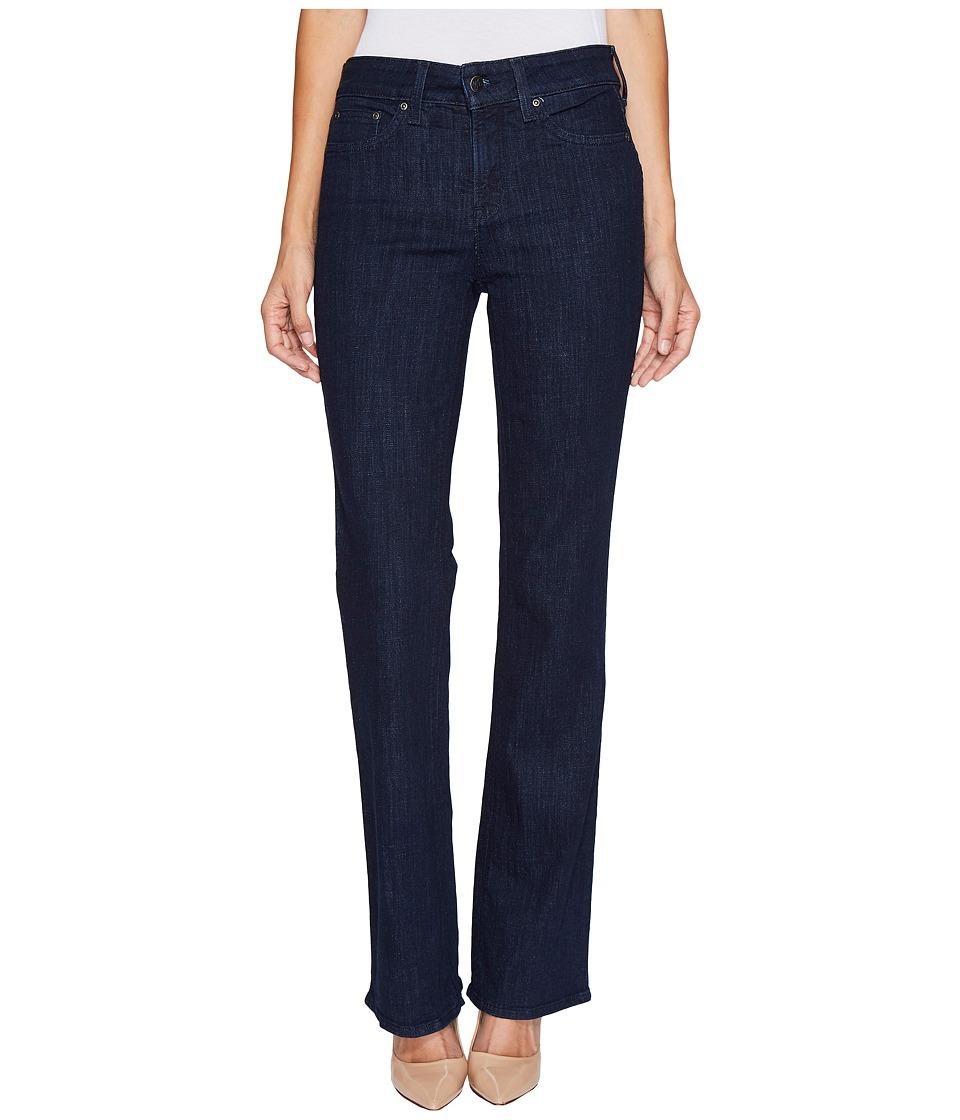 NYDJ - Barbara Bootcut Jeans in Crosshatch Denim in Rambard (Rambard) Womens Jeans
